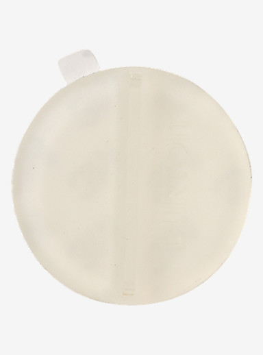 Burton Mini Scraper Stomp Pad shown in Clear