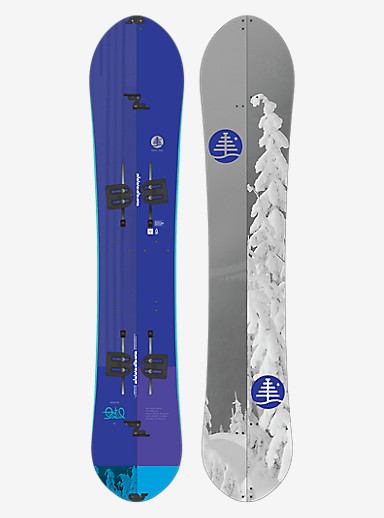 Burton Family Tree Anti-Social Snowboard shown in 152