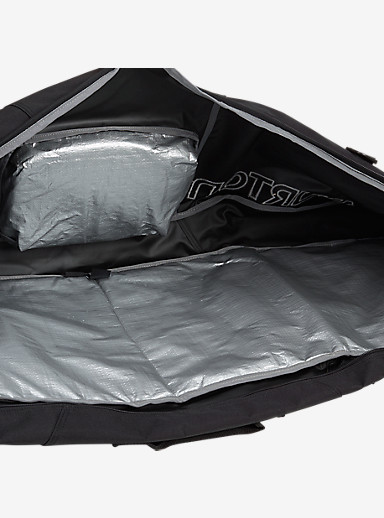 Burton Board Sack shown in True Black