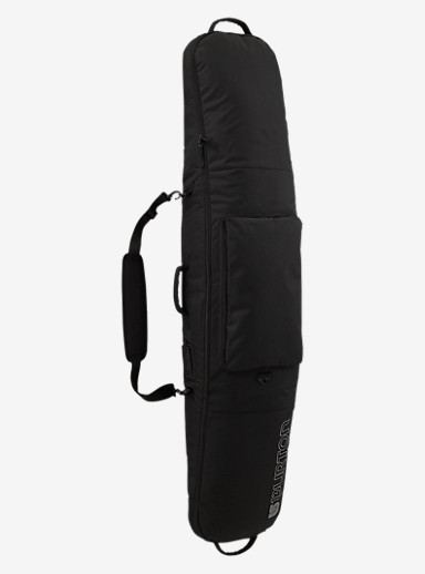Burton Gig Bag shown in True Black