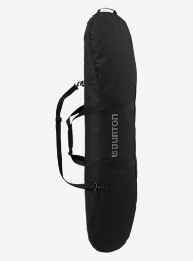 Burton Space Sack shown in True Black