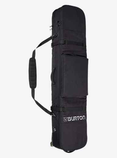 Burton Wheelie Board Case shown in True Black