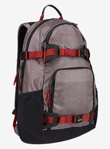 Burton Rider's 25L Backpack 2.0 shown in Underpass Twill
