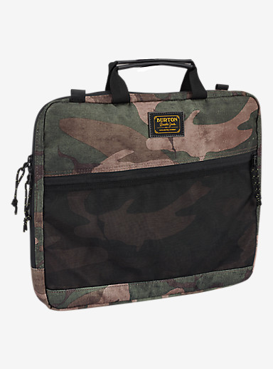 Burton Hyperlink 13in Laptop Case shown in Bkamo Print