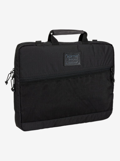 Burton Hyperlink 15in Laptop Case shown in True Black Triple Ripstop