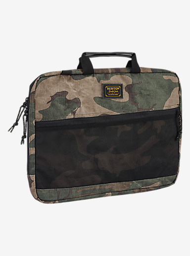 Burton Hyperlink 15in Laptop Case shown in Bkamo Print