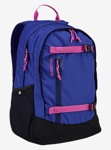 Burton Kids' Day Hiker 20L Backpack shown in Sorcerer Spell [bluesign® Approved]