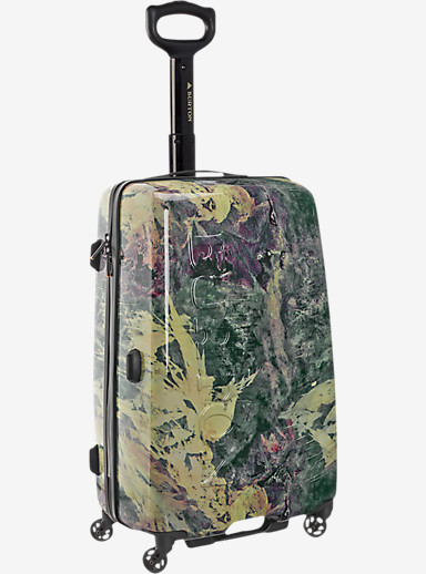 Burton Air 20 Travel Bag shown in Satellite Print