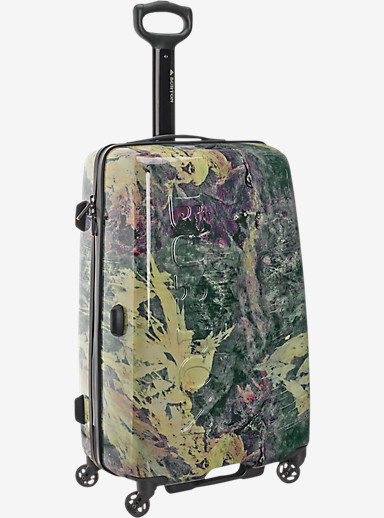 Burton Air 25 Travel Bag shown in Satellite Print