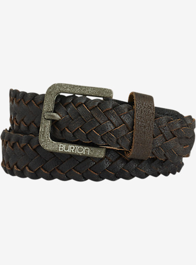Burton Women's Intertwine Belt shown in True Black