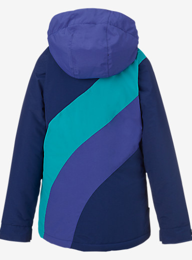 Burton Girls' Hart Jacket shown in Spellbound Block