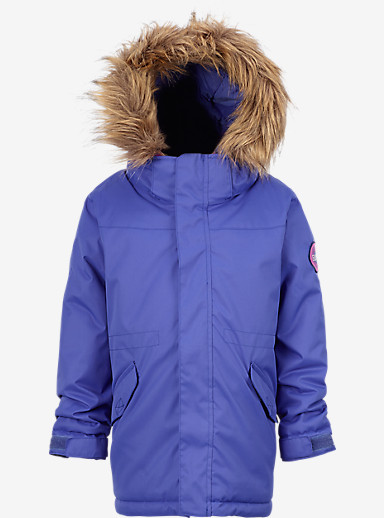 Burton Girls' Minishred Aubrey Jacket shown in Sorcerer
