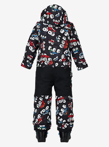 Burton Boys' Minishred Striker One Piece shown in Offroad