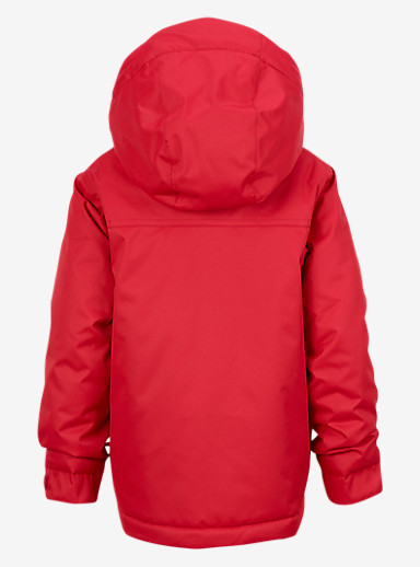 Burton Boys' Minishred Amped Jacket shown in Process Red