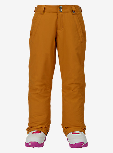 Burton Girls' Sweetart Pant shown in Squashed