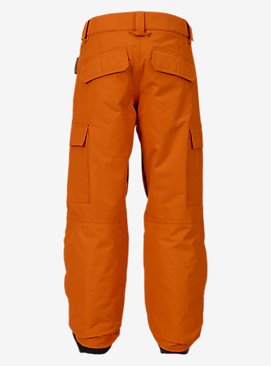 Burton Boys' Exile Cargo Pant shown in Maui Sunset