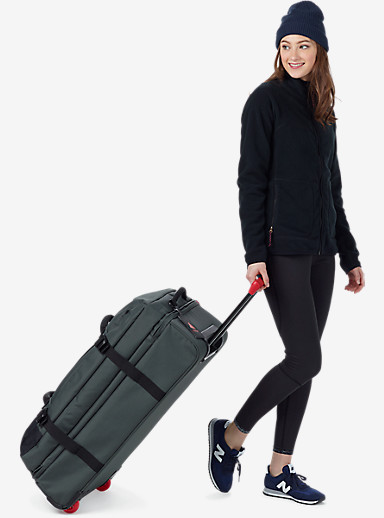 Burton Exodus Roller Travel Bag shown in Blotto [bluesign® Approved]