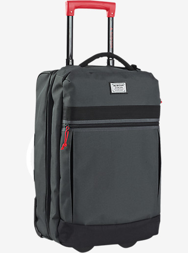 Burton Overnighter Roller Travel Bag shown in Blotto [bluesign® Approved]
