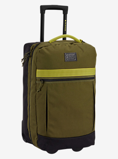 Burton Charter Roller Travel Bag shown in Jungle [bluesign® Approved]