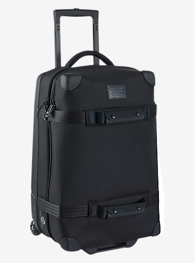 Burton Wheelie Cargo Travel Bag shown in True Black