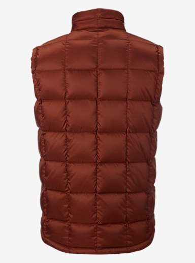 Burton [ak] BK Down Insulator Vest shown in Matador