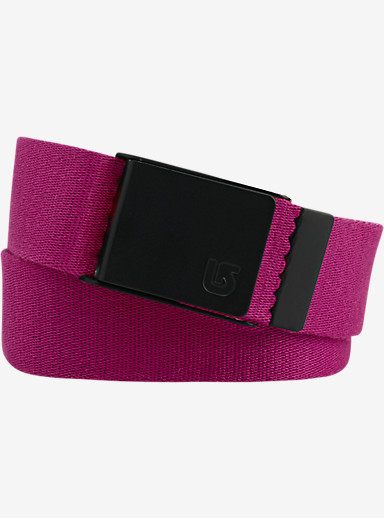 Burton Women's Vista Belt shown in Grapeseed