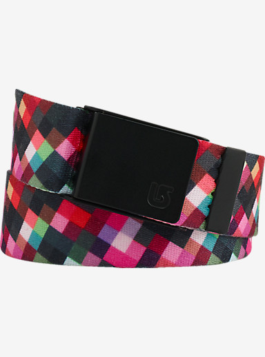 Burton Women's Vista Belt shown in Pixie