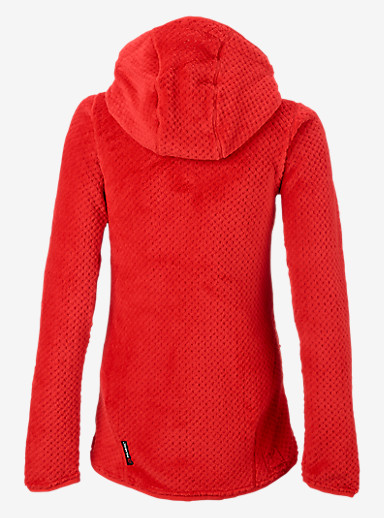 Burton [ak] Women's Turbine Fleece shown in Coral