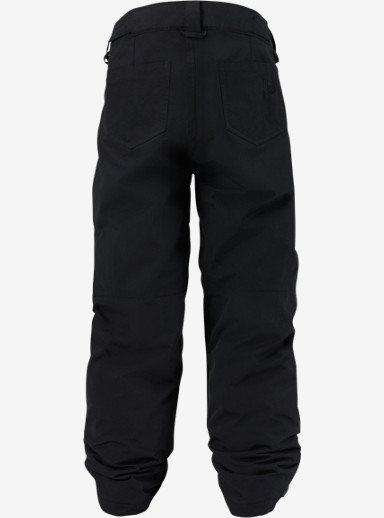 Burton Boys' TWC Greenlight Pant shown in True Black