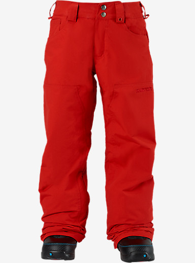 Burton Boys' TWC Greenlight Pant shown in Burner