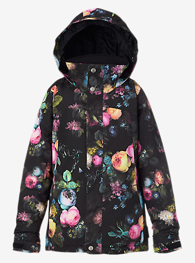 Burton Girls' Elodie Jacket shown in Highland Floral