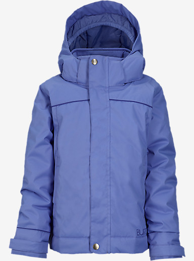 Burton Girls' Minishred Elodie Jacket shown in Periwinks [bluesign® Approved]