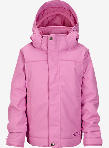 Burton Girls' Minishred Elodie Jacket shown in Suga Suga [bluesign® Approved]