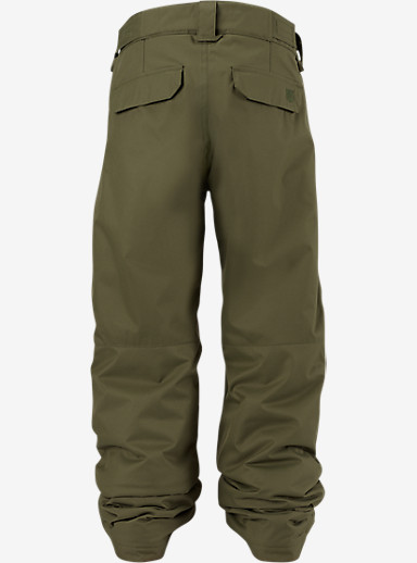 Burton Boys' Parkway Pant shown in Keef