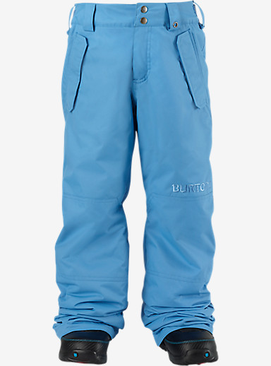 Burton Boys' Parkway Pant shown in Blue Steel