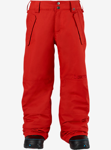 Burton Boys' Parkway Pant shown in Burner