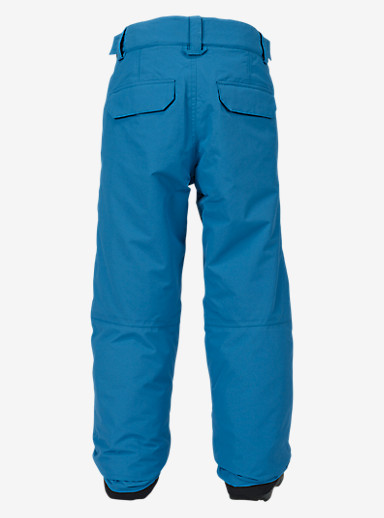Burton Boys' Parkway Pant shown in Glacier Blue