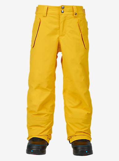 Burton Boys' Parkway Pant shown in Flashback