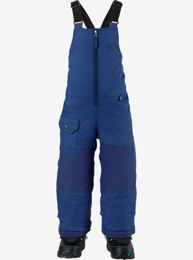 Burton Boys' Minishred Maven Bib Pant shown in Boro [bluesign® Approved]