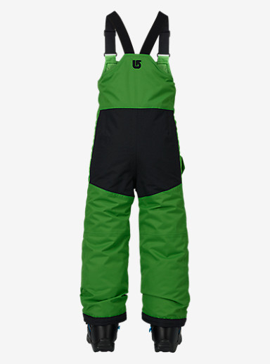 Burton Kids'' Minishred Maven Bib Pant shown in Slime