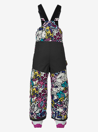 Burton Kids'' Minishred Maven Bib Pant shown in Animalia