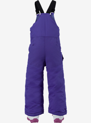 Burton Girls' Minishred Maven Bib Pant shown in Sorcerer [bluesign® Approved]