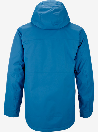 Burton Covert Jacket shown in Glacier Blue