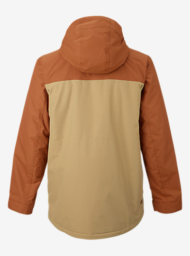 Burton Covert Jacket shown in True Penny / Kelp