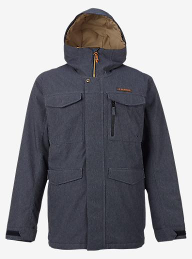 Burton Covert Jacket shown in Denim