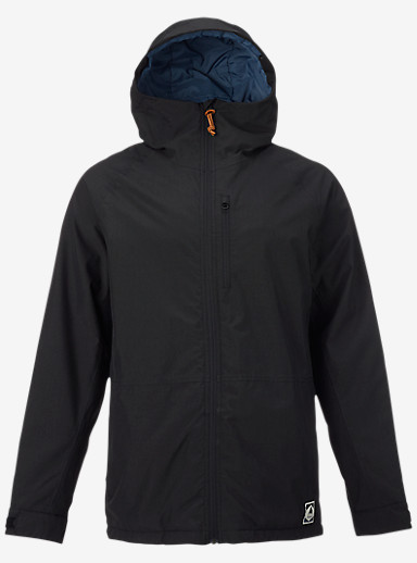 Burton Hilltop Jacket shown in True Black