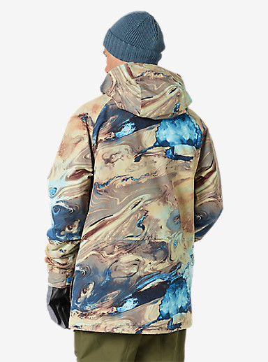 Burton Hilltop Jacket shown in Water