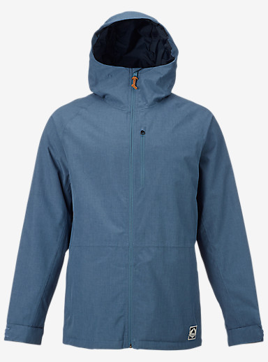 Burton Hilltop Jacket shown in Washed Blue