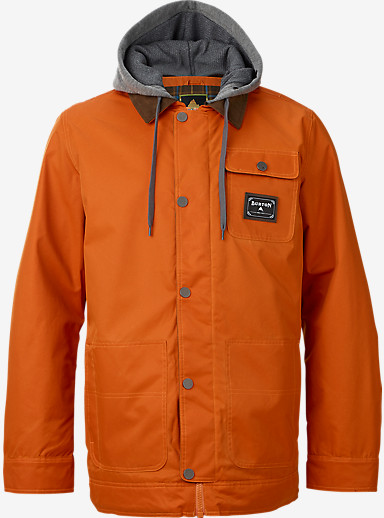 Burton Dunmore Jacket shown in Maui Sunset Wax