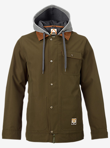 Burton Dunmore Jacket shown in Keef Oxford